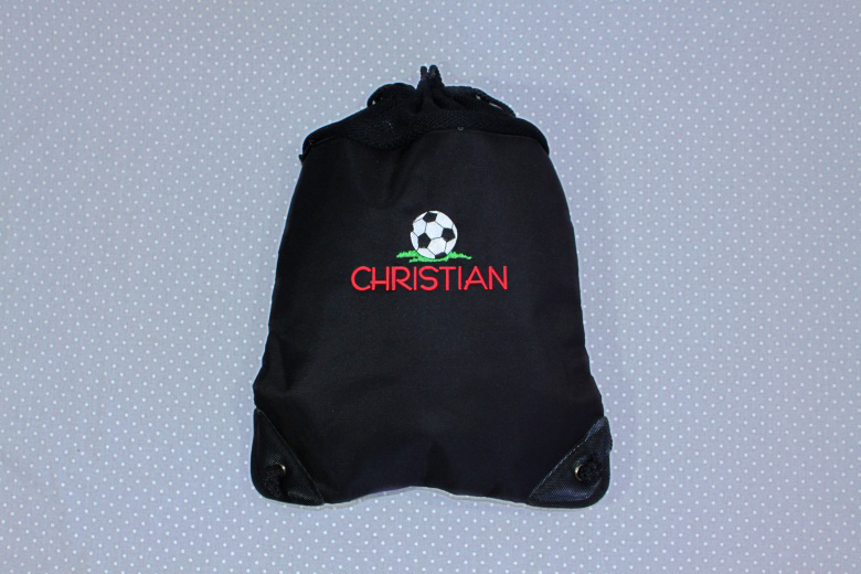 Soccer Scuba Bag-Wet Bag, Backpack, Kids, Soccer, Camp