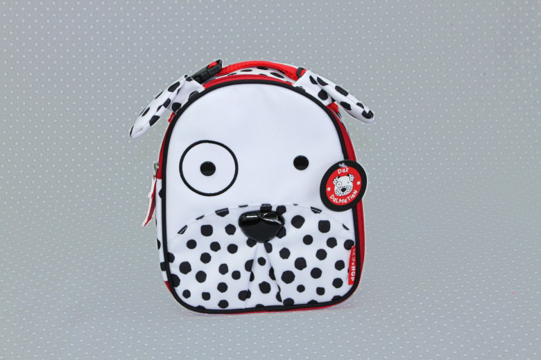 Dax the Dalmation Zoo Lunchie-